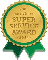 Angie's List 2014 Service Award